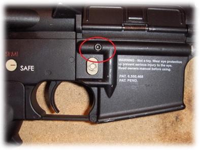 tippys hammer Tippmann M4 Heavy Bolt schraube