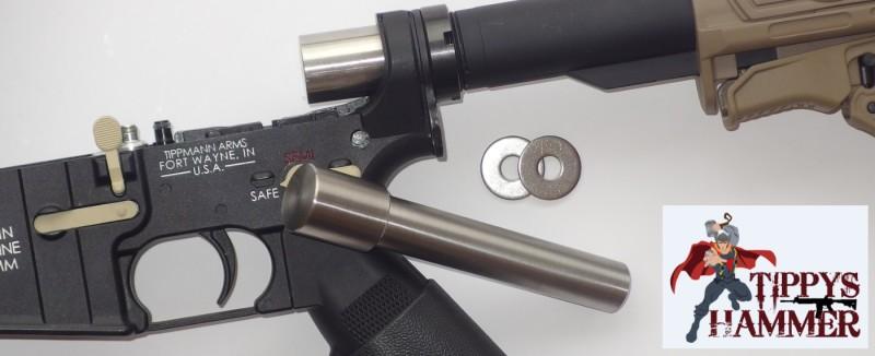 tippys hammer Tippmann M4 Heavy Bolt slide