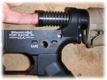 tippys hammer Tippmann M4 Heavy Bolt stange