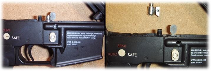 tippys hammer Tippmann M4 Heavy Bolt ventil