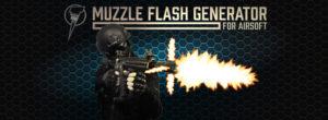 Blasterparts Airsoft Muzzle Flash Generator 1